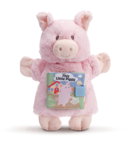 Storytime Puppet, This Little Piggy