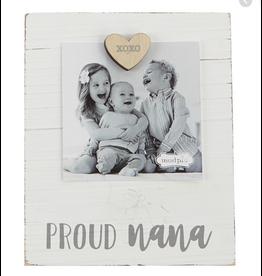 Mud Pie Magnetic Photo Frame, Proud nana