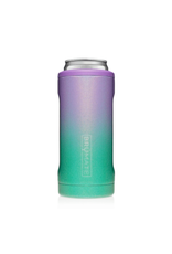 Hopsulator Slim Insulated Can-Cooler, glitter mermaid