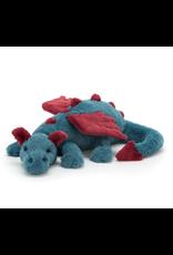Jellycat Dexter Dragon Little