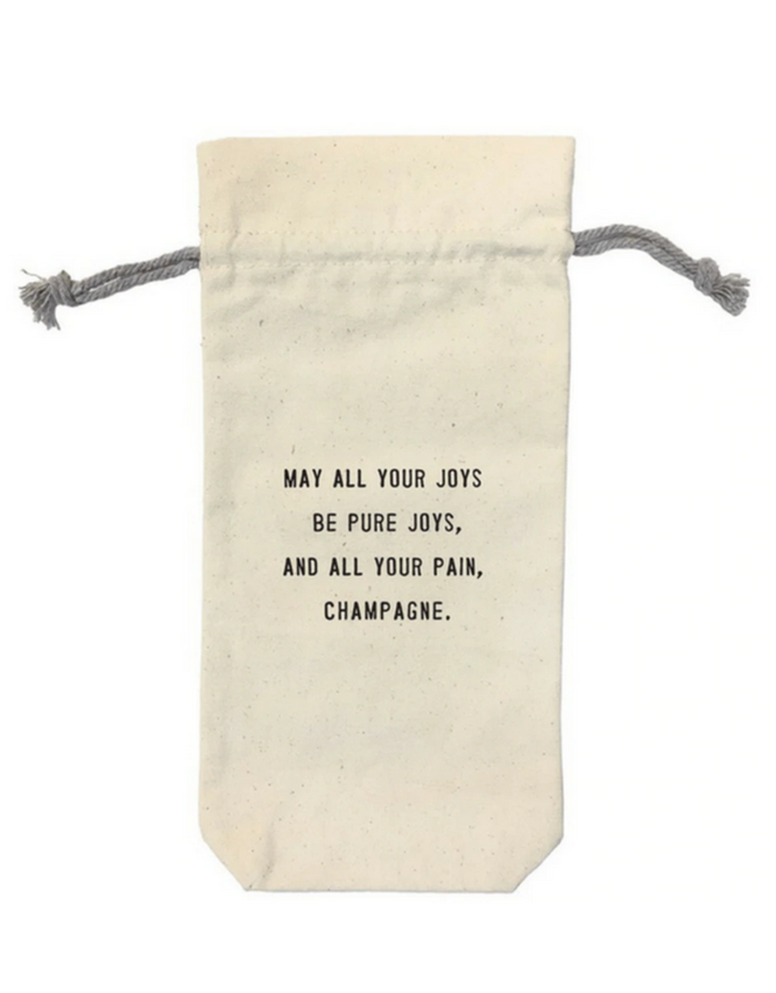 Wine Bag, May All Your Joys