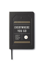 Guided Travel Journal, Everywhere You Go