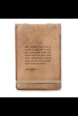 Leather Journal, Jack London