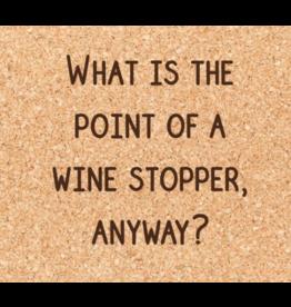 Cork Coaster, Wine Stopper