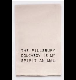 Flour Sack Towel, Pillsbury