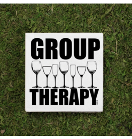 Cocktail Napkins, Group Therapy