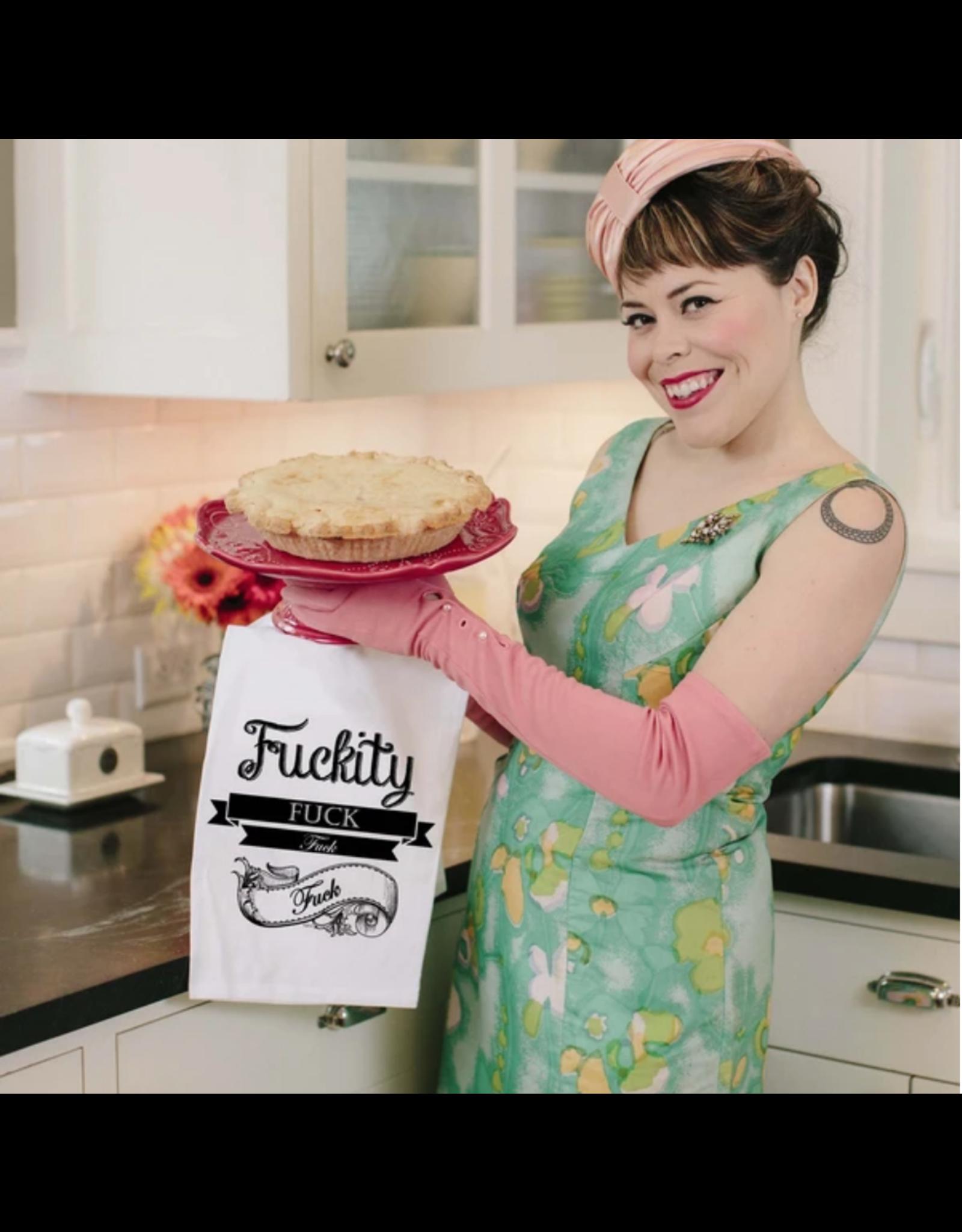 Flour Sack Towel, F***ity