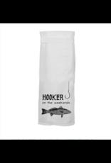 Flour Sack Towel, Hooker on the Weekends