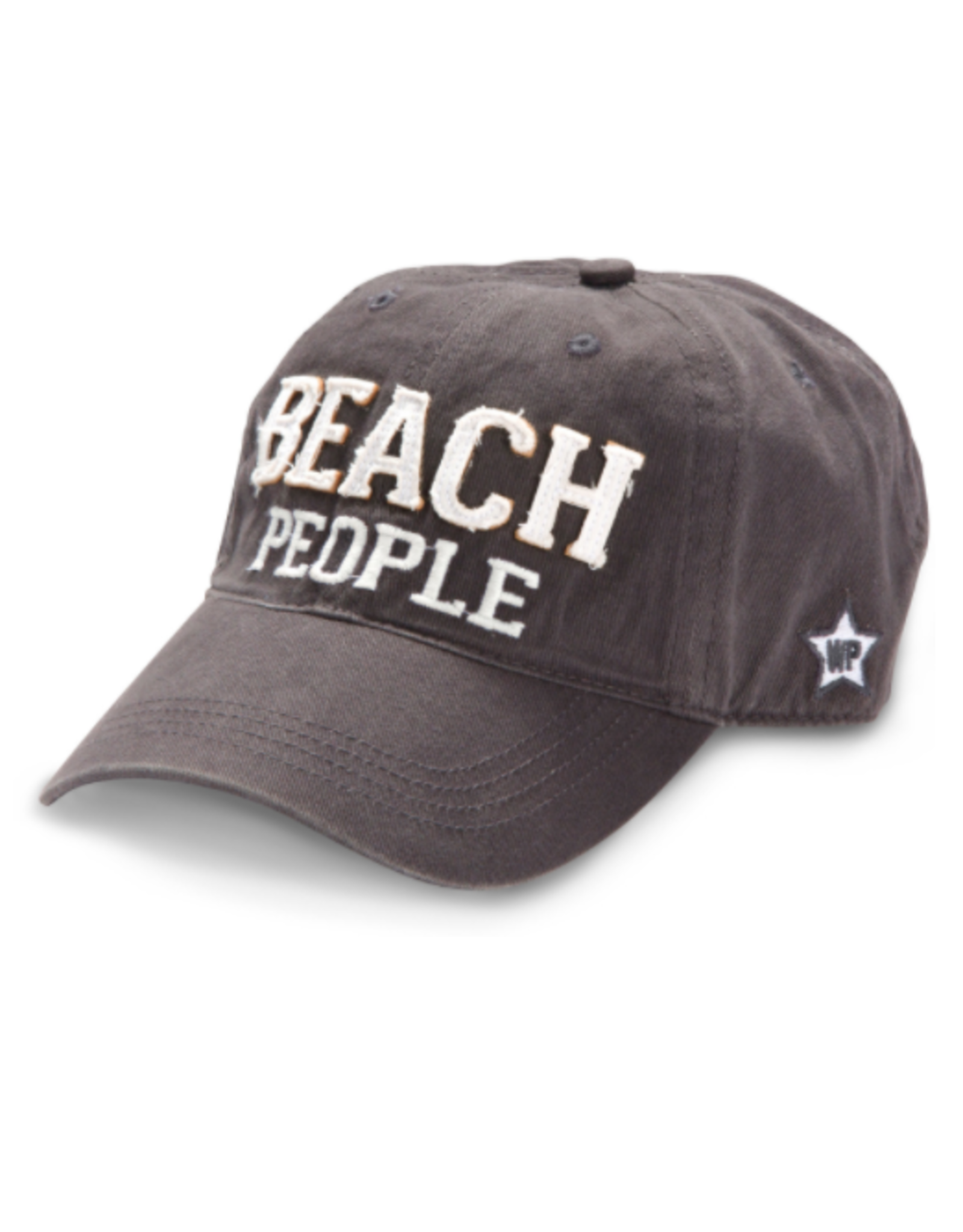 Beach People Ball Hat, grey