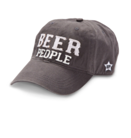 Beer People Ball Hat, grey