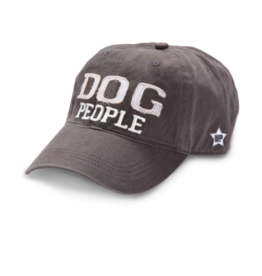 Dog People Ball Hat, grey