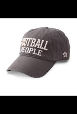 Football People Ball Hat, grey