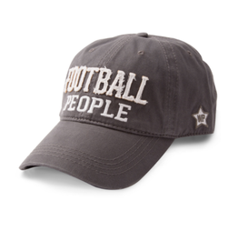 Football People Ball Hat, grey