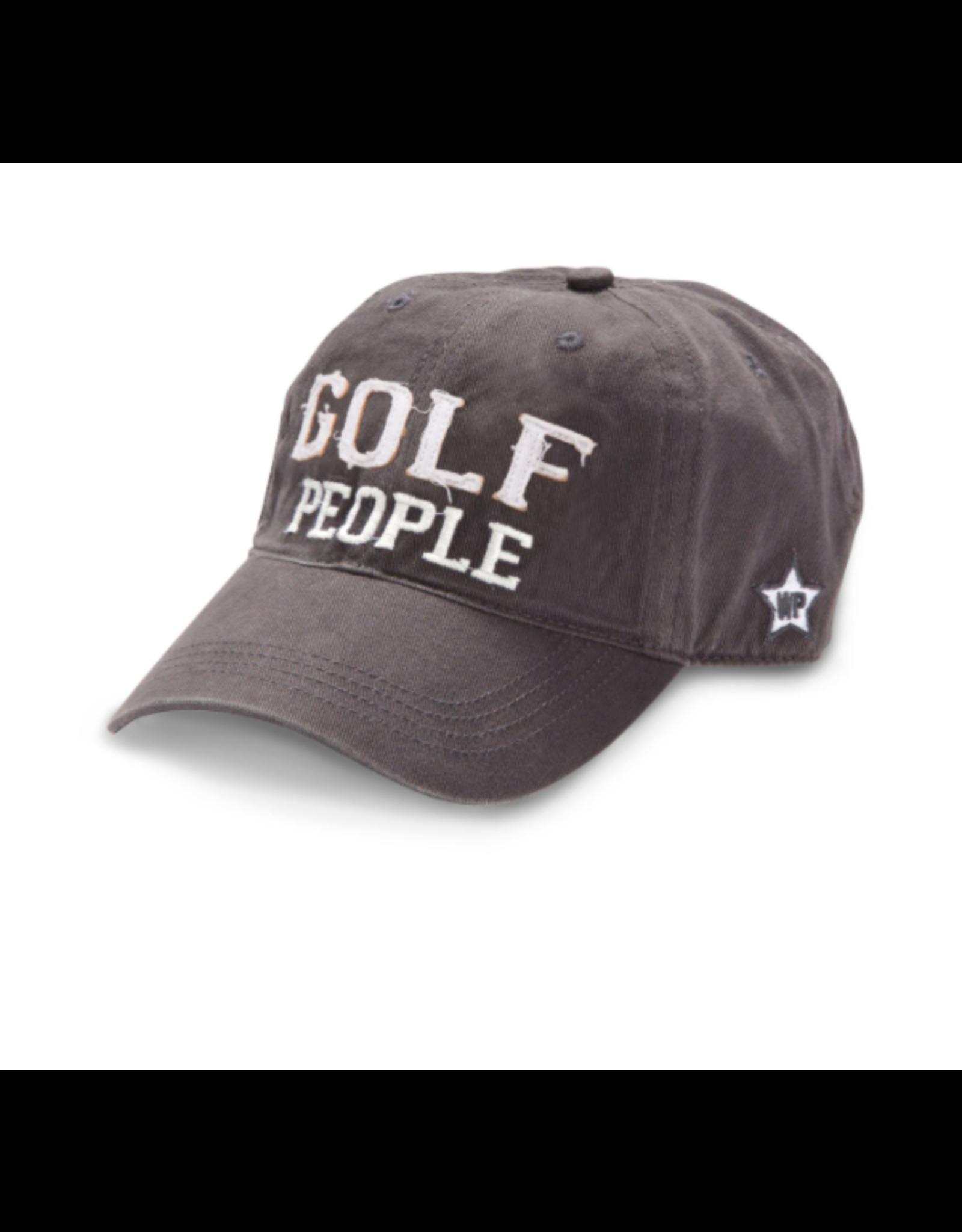 Golf People Ball Hat, grey