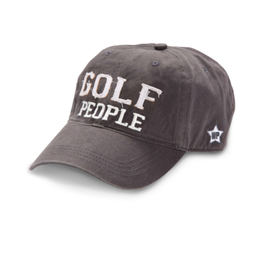 Golf People Ball Hat, grey