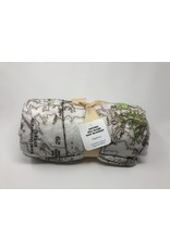Oxford, OH Topographical Map Blanket