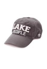 Lake People Ball Hat, grey