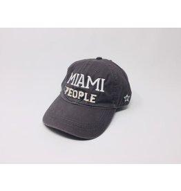 Miami People Hat, gray