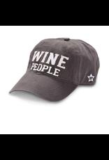 Wine People Ball Hat, grey