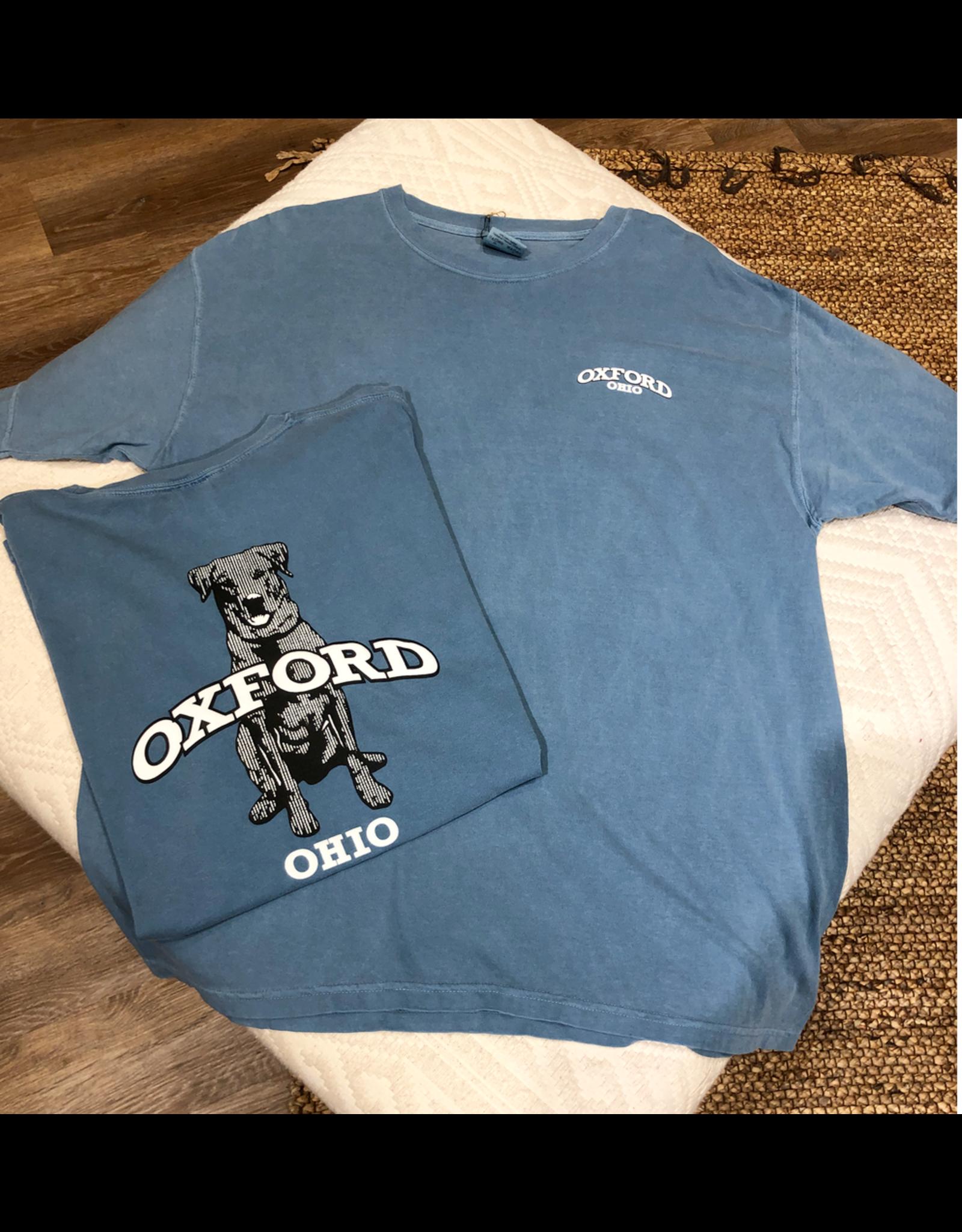 "Oxford"" SS Tee"