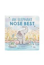 Jellycat Book, An Elephant Nose Best