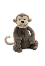 Jellycat Bashful Brown Monkey