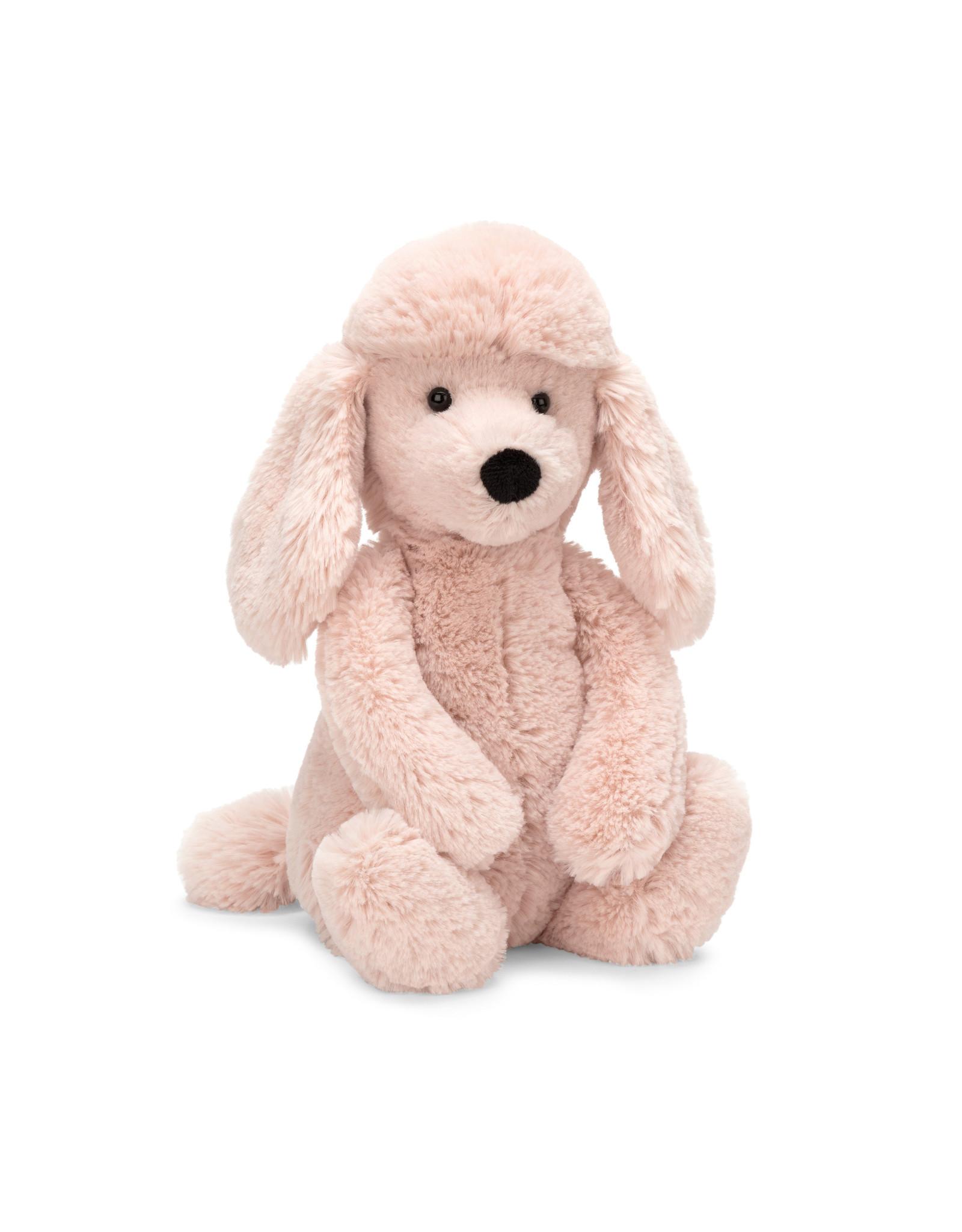 Jellycat Bashful Pink Poodle