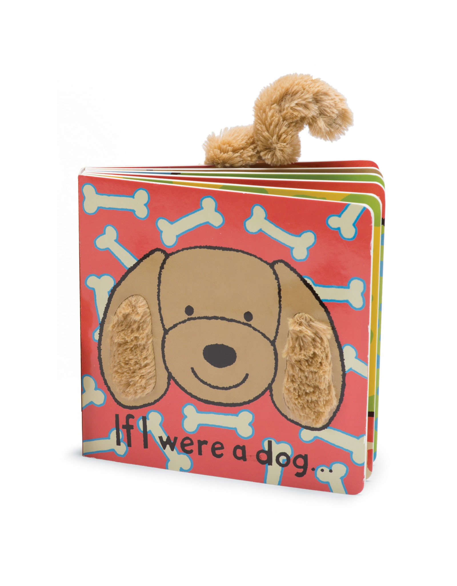 Jellycat Book, If I Were a Dog
