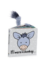 Jellycat Book, If I Were a Donkey