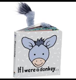 Jellycat Book, If I Were a Donkey
