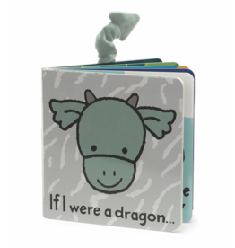 Jellycat Book, If I Were A Dragon