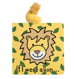 Jellycat Book, If I Were a Lion