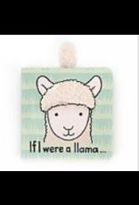Jellycat Book, If I Were A Llama