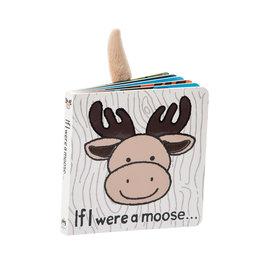 Jellycat Book, If I were a Moose