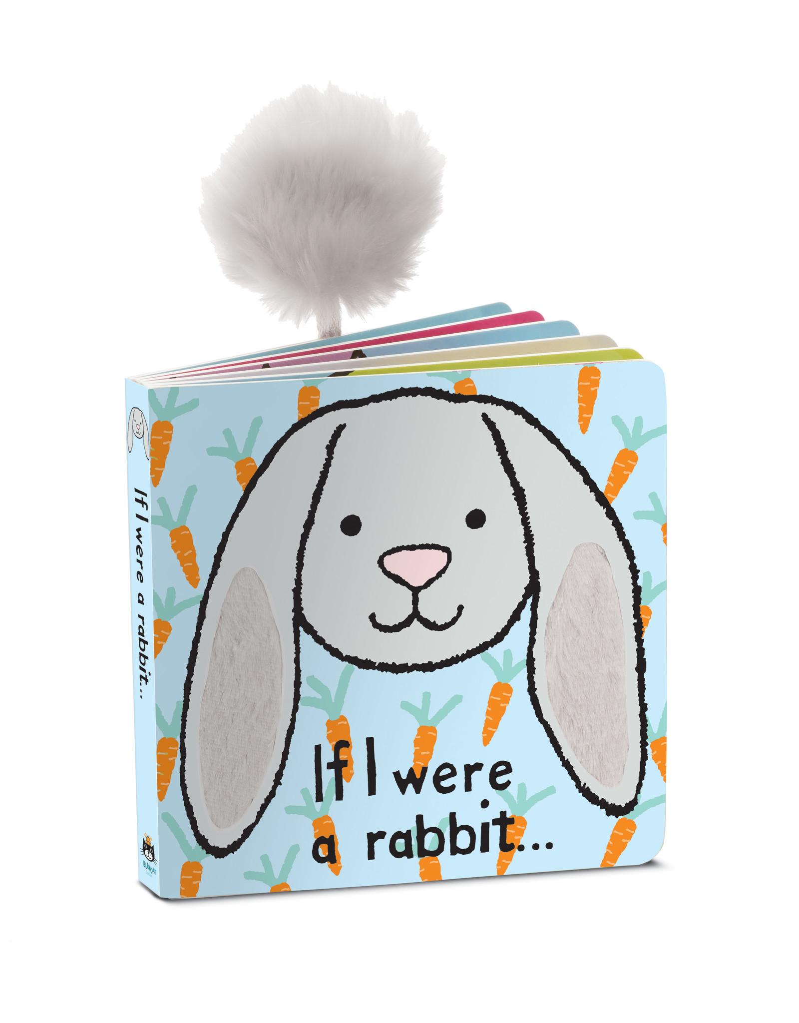 Jellycat Book, If I Were a Rabbit