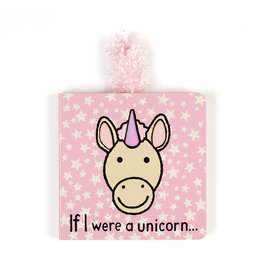 Jellycat Book, If I Were a Unicorn