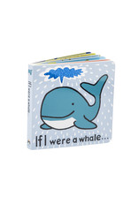 Jellycat Book, If I were a Whale