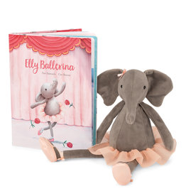 Jellycat Book, Elly Ballerina