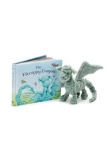 Jellycat Book, The Hiccuppy Dragon