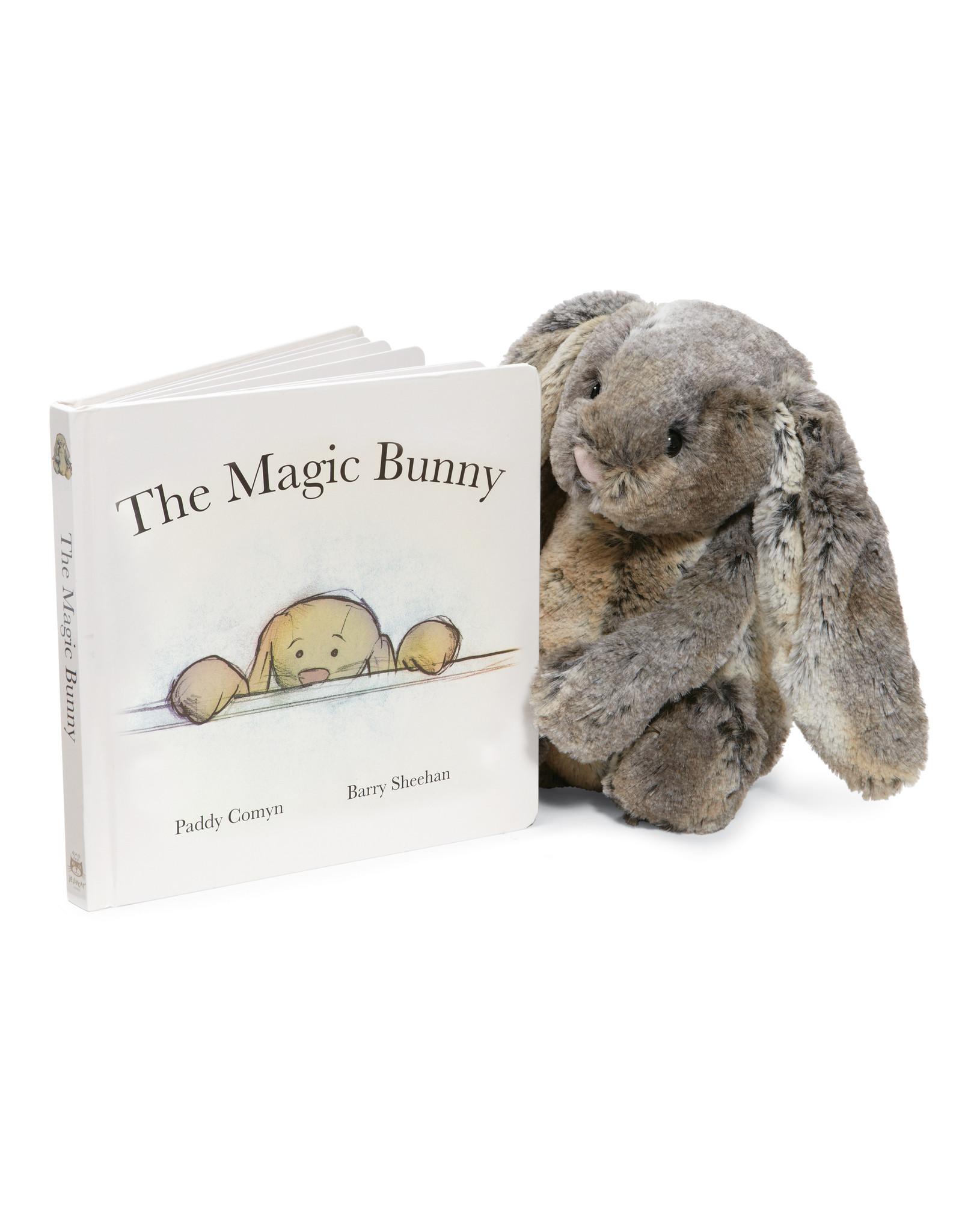 Jellycat Book, The Magic Bunny