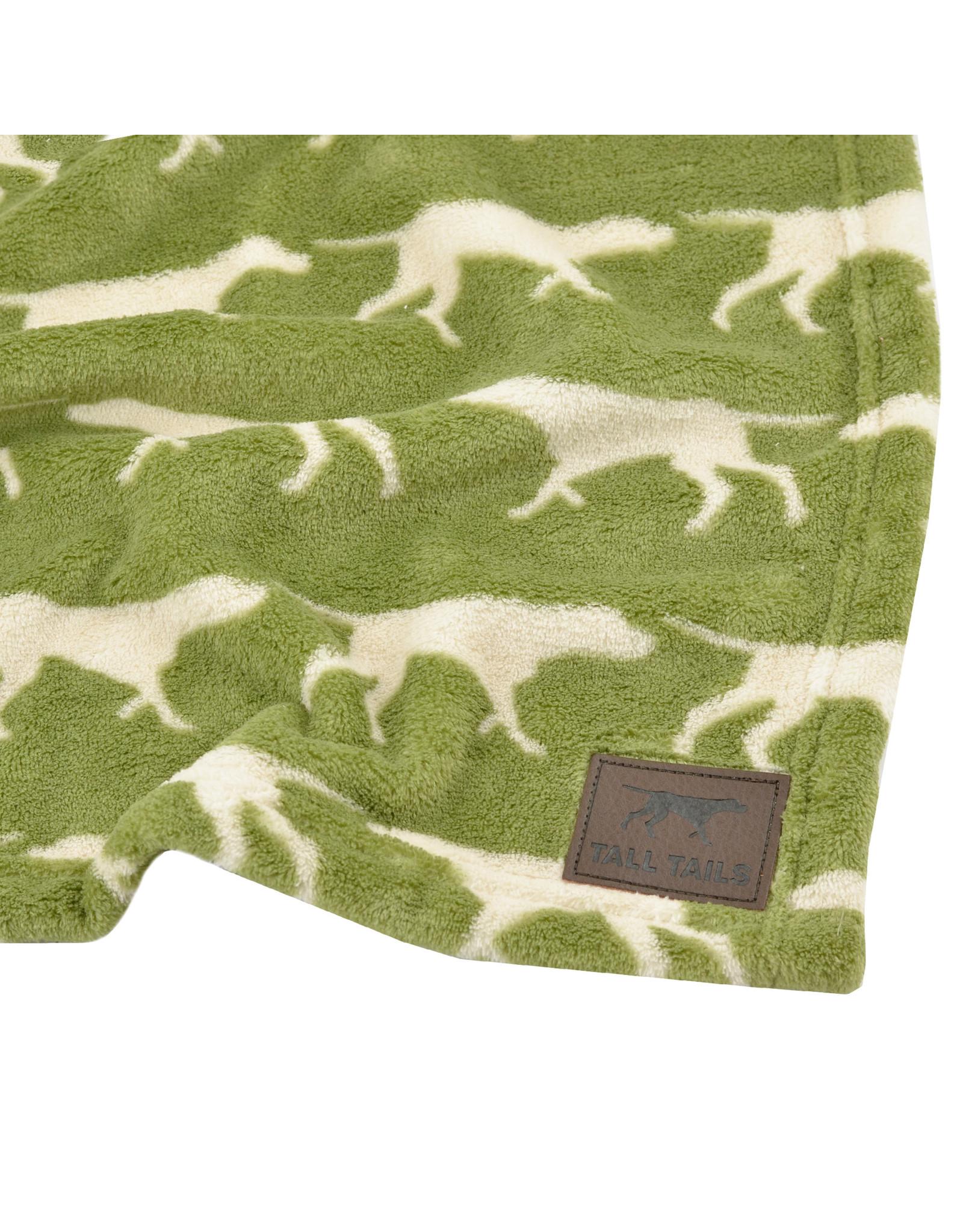 Fleece Dog Blanket, 30x40, sage icon