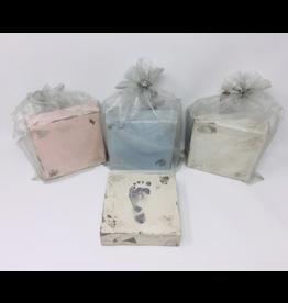 Baby Footprint Stamp Kit