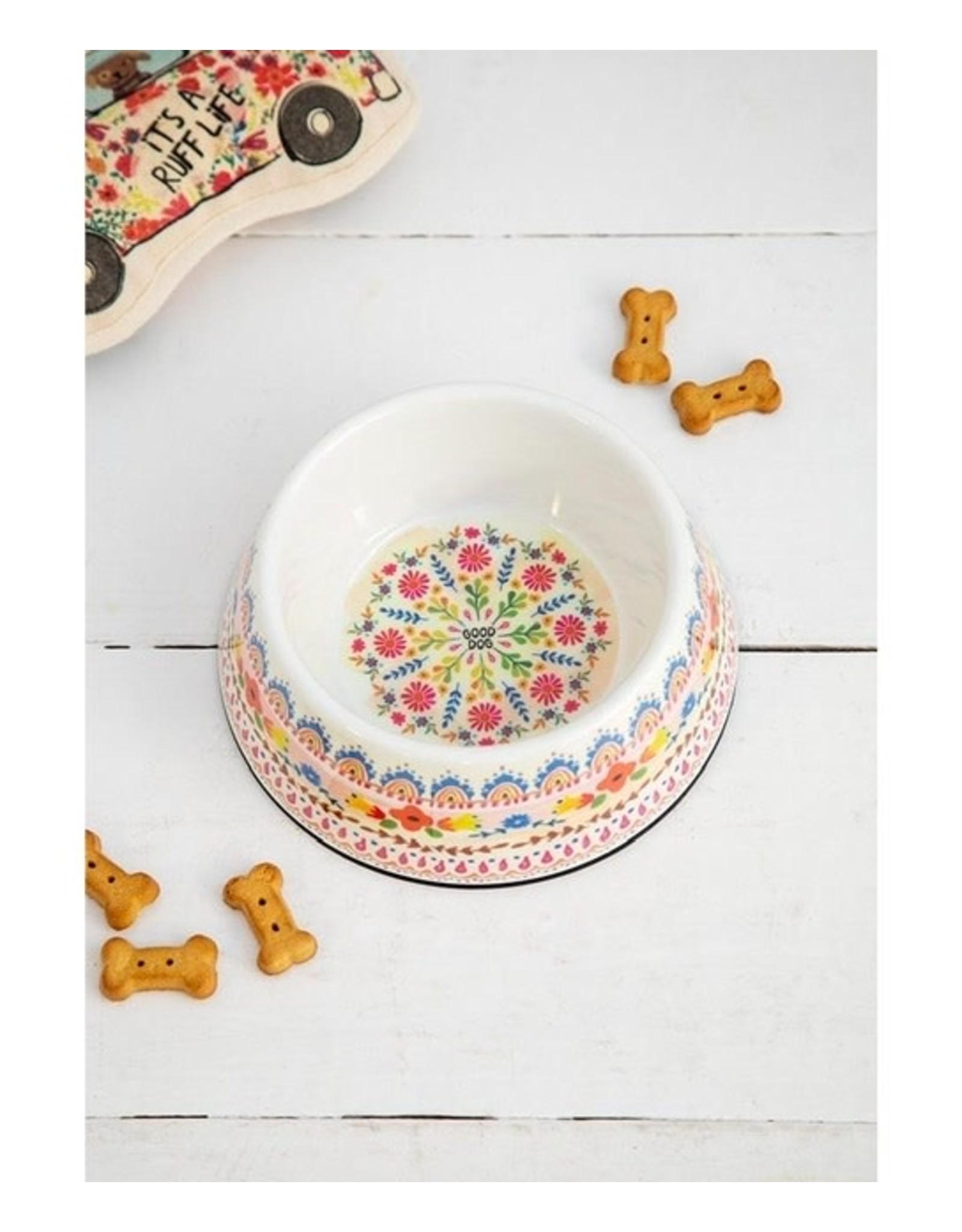 Natural LIfe Dog Bowl, Good Dog, L