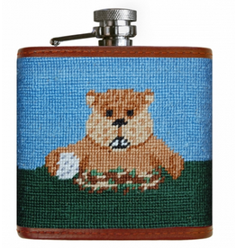 Smathers & Branson S&B Flask, Gopher Golf