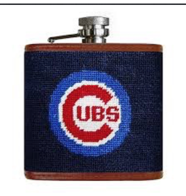 Smathers & Branson S&B Flask, Chicago Cubs