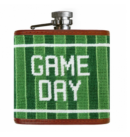 Smathers & Branson S&B Flask, Game Day on green