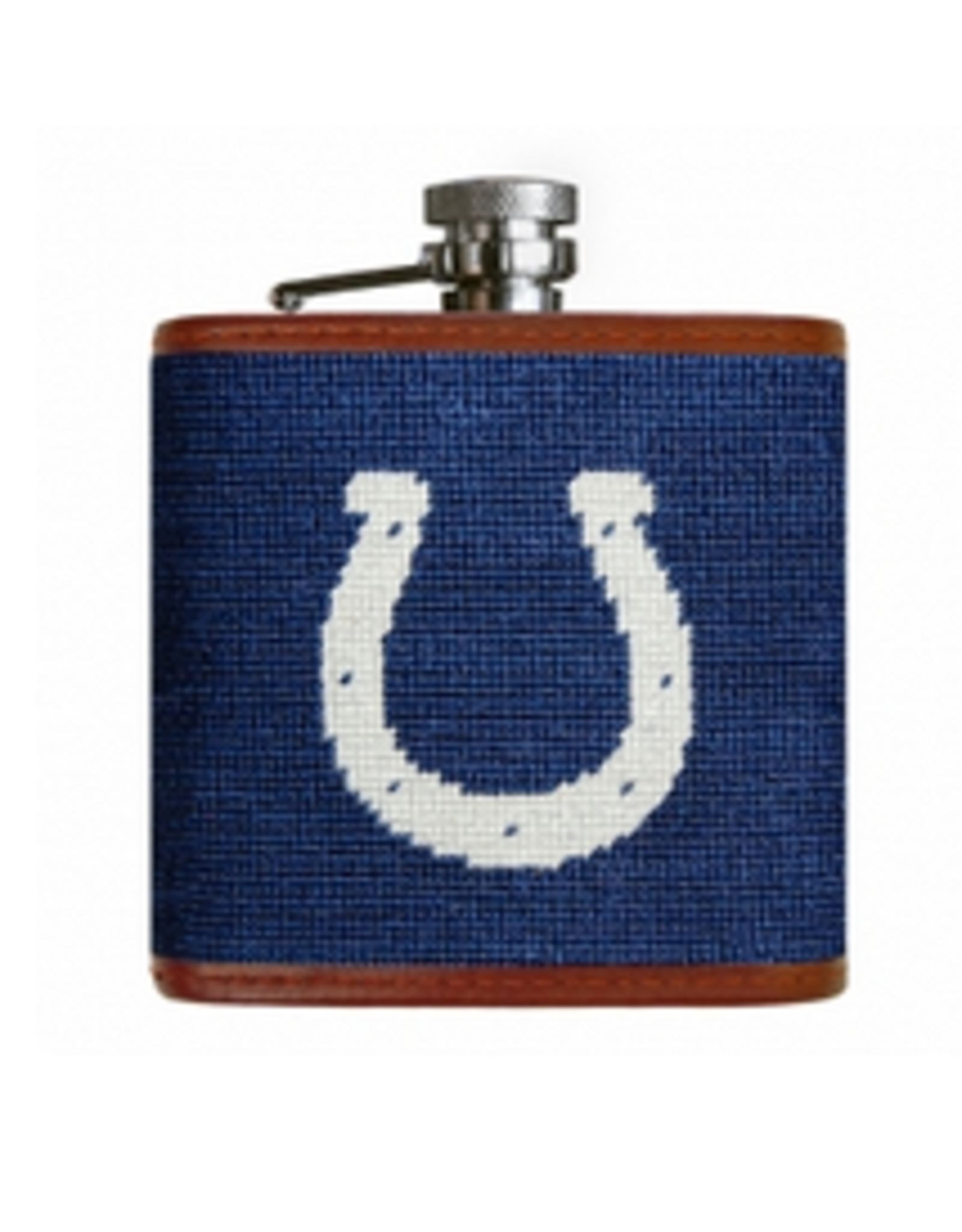 Smathers & Branson S&B Flask, Indianapolis Colts