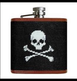 Smathers & Branson S&B Flask, Jolly Roger