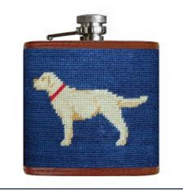 Smathers & Branson S&B Flask, Yellow Lab