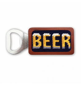 Smathers & Branson S&B Needlepoint Bottle Opener, Beer